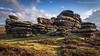 The Wheel Stones (marc_leach) Tags: wheelstones derwentedge peakdistrict nationalpark landscape rockformation canon