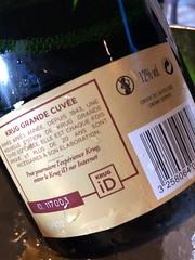 IMG_0086 (burde73) Tags: krug kia chiara giovoni andrea gori lallement assiette champenoise tre stelle michelin champagne mesnil