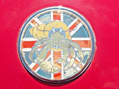 359 Merlin Cars Badge - History (robertknight16) Tags: merlin british kitcars badge badges automobilia witton pariscars gowing silverstone vscc