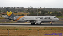YL-LCL LMML 03-05-2018 (Burmarrad (Mark) Camenzuli Thank you for the 12.2) Tags: airline thomas cook airlines smartlynx aircraft airbus a320214 registration yllcl cn 533 lmml 03052018