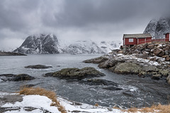 Sea View (Keith - Glasgow) Tags: arctic wildphotographyholidays wph winter travel hamnoy lofoten landscapes reinefjord d850 norway hamnøy nordland no