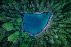 ● lakeview ● bavaria ● germany ● (Oliver Jerneizig) Tags: wwwoliverjerneizigde oliverjerneizigde oliverjerneizig canon 6d 6dii 6dmark 2 ii deutschland germany allemagne duitsland drohne dji mavic air panorama landschaft landscape eibsee see lake trees bäume drone blau blue grün green tannen wasser grainau