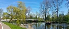 Spelevaren (Peter ( phonepics only) Eijkman) Tags: zaandam zaanstad zaan zaanstreekwaterland lente spring water canals nederland netherlands nederlandse noordholland holland