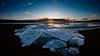 Blocks of spring ice (Kari Siren) Tags: ice spring lake karijarvi finland