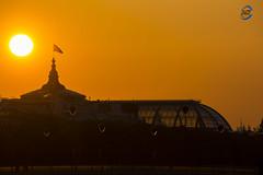 grand Palais sunrise (apparencephotos) Tags: paris sunrise grandpalais legrandpalais parisien monument travel touriste