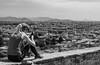 Bergamo in bianco e nero (Brambilla Simone Photography) Tags: bergamo black white architecture landscape lombardy lombardia italia brambilla simone photo photography