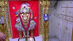 Ghanshyam Maharaj Shringar Darshan on Mon 07 May 2018 (bhujmandir) Tags: ghanshyam maharaj swaminarayan dev hari bhagvan bhagwan bhuj mandir temple daily darshan swami narayan shringar