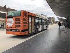 Renault Irisbus Agora S GNV n°431   Dk'Bus Marine (MatthFCVPI 59) Tags: dkbus marine dunkerque france bus renault irisbus agora rvi