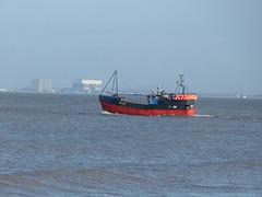 Shipping - Trawler [Prosperity] 180216 2 (maljoe) Tags: ship shipping fishingboat fleetwood lancashire