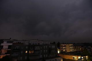 Thunderstorm over Geilenkirchen, 11