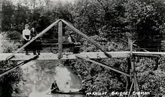 Carman - McKnight Bridge (vintage.winnipeg) Tags: manitoba canada vintage history historic carman