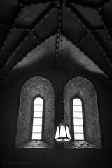 Tuomiokirkossa (Markus Heinonen Photography) Tags: turun tuomiokirkko åbo domkyrka turku cathedral kirkko church kyrka architecture interior rakennus building suomi finland europe bw black white