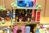Space Panic (Kloou.) Tags: lego kloou space spacepanic legospace spaceclassic neospaceclassic moc display diorama base