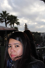 Tokyo Disney (johnerly03) Tags: erly philippines asian filipina long hair leather face