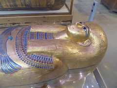 Coffin of Yuya (Aidan McRae Thomson) Tags: cairo museum egypt ancient egyptian coffin