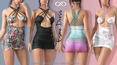 Esme Dress (FashionNatic) Tags: maitreya lara slink hourglass belleza freya tres chic fashionnatic