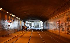Tunnel (Keith Mac Uidhir 김채윤 (Thanks for 5.5m views)) Tags: lyon france french ल्यों ليون лион لیون 里昂 francia frança frankrijk francie frankrig frankreich γαλλία franciaország francja fransa فرنسا франция franța frankryk فرانسه perancis 프랑스 pransiya pháp フランス ประเทศฝรั่งเศส 法国