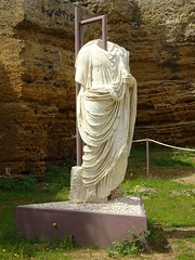 Valley of the Temples (stillunusual) Tags: sicily italy agrigento valleyofthetemples valledeitempli vaddidilitempri agrigentum akragas history historicalplaces statue sculpture holiday vacation travel travelphotography travelphoto travelphotograph 2018