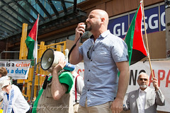 IMG_0331 (Billy Knox Photography) Tags: glasgow stands with palestine