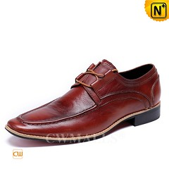 Men Leather Shoes   CWMALLS® Men Leather Lace-up Shoes CW708207[Patented Design, Father's Day Gifts] (cwmalls2018) Tags: men leather derby shoes brown patented custommade fathersday gift fashion shopping