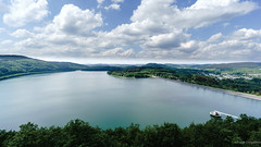 Biggesee (frankdorgathen) Tags: attendorn sauerland pfingsten 2018 biggesee water wasser see lake cloud wolken himmel sky sunny sonnig landscape landschaft wideangle weitwinkel sony1018mm alpha6000
