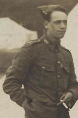Private Percy John Purnell (Humber Museums Partnership) Tags: ww1 east riding yeomanry yorkshire world war one military army soldier portrait history