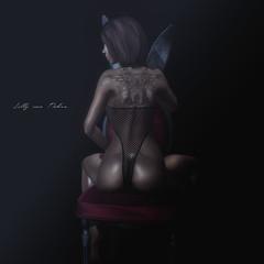 пıɢнт σғ тнε пıɢнтƨ (♣♦ Lilly von Nekro ♦♣) Tags: art dark babes fashion tattoo naked beauty secondlife sl second sexy 3d firestorm life night girls illustration people piercing pose moon music virtual cute