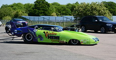 Voodoo Hemi_9004 (Fast an' Bulbous) Tags: racecar automobile car vehicle doorslammer fast speed power acceleration motorsport drag race track pits santapod nikon outdoor