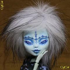 №538/15. Vol.1 / Ep.LXXXI (OylOul) Tags: oyloul 16 monster high doll custom 2018 q2