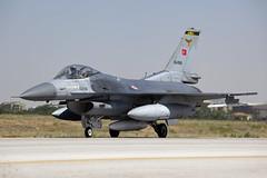 86-0066_F-16CFightingFalcon_TurkishAF_KYA (Tony Osborne - Rotorfocus) Tags: turkish air force turkey exercise anatolian eagle 2014 142 general dynamics lockheed martin f16 fighting falcon viper f16c