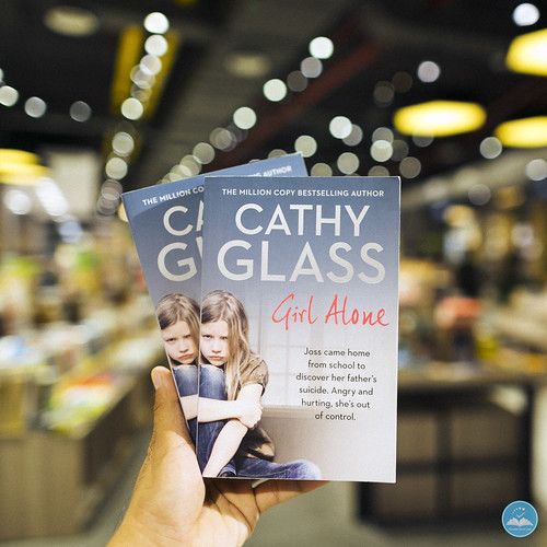 Cathy Glass book fan photo
