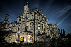 The Asylum (Maisiebeth) Tags: urbex asylum derelict ruined northwales building victorian decay