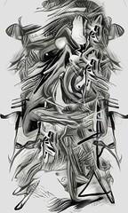 Morphus (Sparkle_Design) Tags: art abstrait visual visuel visualart