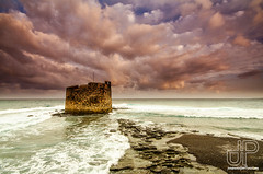 San Pedro Martir (Juan Pascual (Karajaka)) Tags: castle castillo sea tide nubes clouds paisajenuboso cloudy
