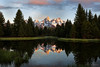Windless (RH Miller) Tags: rhmiller reedmiller landscape mountains tetons tetonmountainrange water reflection trees schwabacherlanding grandtetonnationalpark wyoming usa
