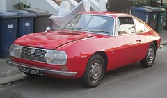1970 Lancia Fulvia Sport Zagato (Al Walter) Tags: xcv282j fulviasport 1970