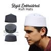 Rigid Embroidered Kufi Hats (TheKufi.com) Tags: kufi kufis kopyah kufiya peci muslim hats prayer caps