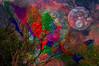 IT´S TIME FOR MEXICO. (Viktor Manuel 990.) Tags: méxico map mapa clock watch reloj trees arboles surrealista surrealism sky cielo brightcolors colores brillantes querétaro victormanuelgómezg digitalart artedigital