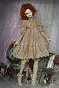 Lace Love (AyuAna) Tags: bjd ball jointed doll dollfie ayuana design handmade ooak clothing clothes dress set outfit minidesign historical edwardian victorian style sd sd10 fashion couture vetement glorydoll louis normalskin