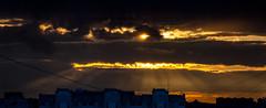 beautiful sky 02 (Taema) Tags: sky sunset moscow