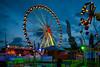 The Hague @ Fair 2018 (zilverbat.) Tags: avondfotografie zilverbat fair bluehour bild nightphotography nightlights nightshot availablelight avond europe denhaag dutch dutchholland kermis malieveld sf