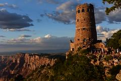 Grand Canyon, Arizona, US August 2017 574 (tango-) Tags: us usa america statiuniti west western arizona grandcanyon desertpoint watchtower
