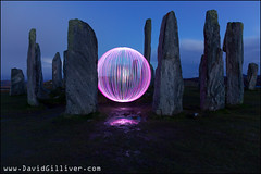Ancient light (Pikebubbles) Tags: lightpainting lightjunkies lightpaintingtutorial davidgilliver davidgilliverphotography orb light creativephotography lightpaintingworkshop workshop teaching teach photographytutorial scotland isleoflewis uk spin led leds nightography nightphotography longexposure longexposures