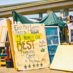 East Bay Express Rated #1 Best Homeless Camp in Bay Area thumbnail