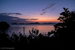 El Nido Sunset (lorosephotography) Tags: el nido philippines sunset sky photography landscape nature warm elnido palawan holiday