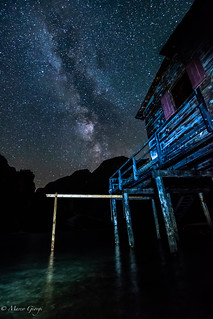 lago di braies - milkyway