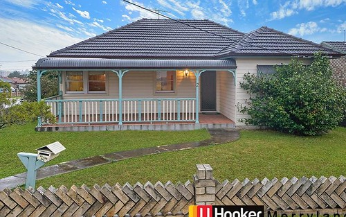 2 Hilltop Rd, Merrylands NSW 2160