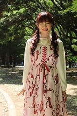 Aria (emotiroi auranaut) Tags: woman lady girl beauty beautiful lovely imagine imagination love believe belief plan pretty face hair dress japan idol singer nagoya tokyo idolshot