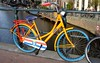 I want to ride a bicycle! (jennifer.dubernas) Tags: amsterdam jordaan bicycle canal wonderfulcolorfulworld adventuresofjenni4