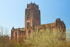 Cathedral Church of Christ in Liverpool (The Frantic Photographer) Tags: england liverpool cathedral skyline